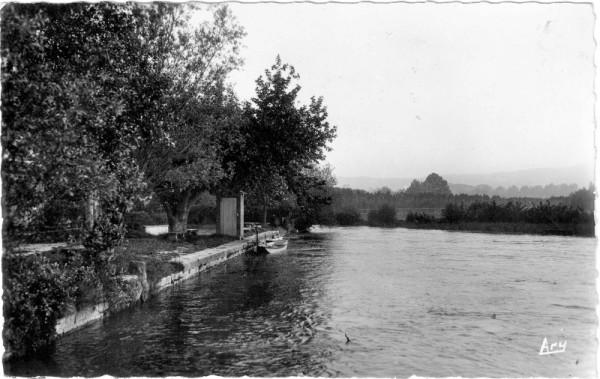 riviere sorgue provence vaucluse